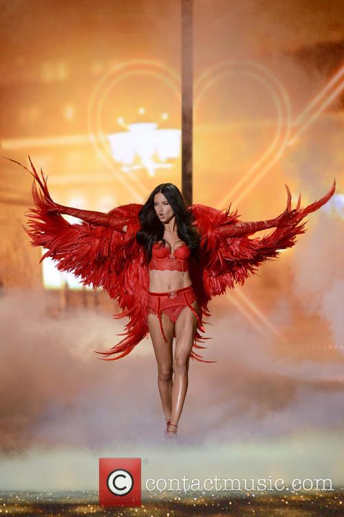 Adriana Lima, Lexington Armory, Victoria's Secret