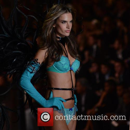 Alessandra Ambrosio, Lexington Armory, Victoria's Secret