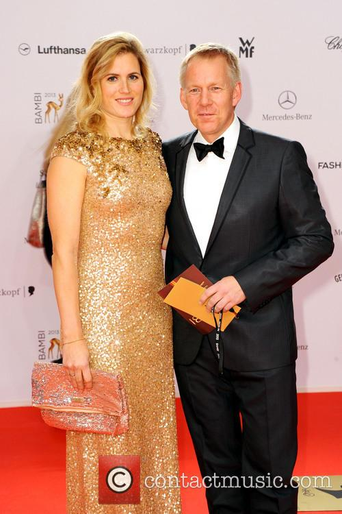 Britta Becker and Johannes B. Kerner 2
