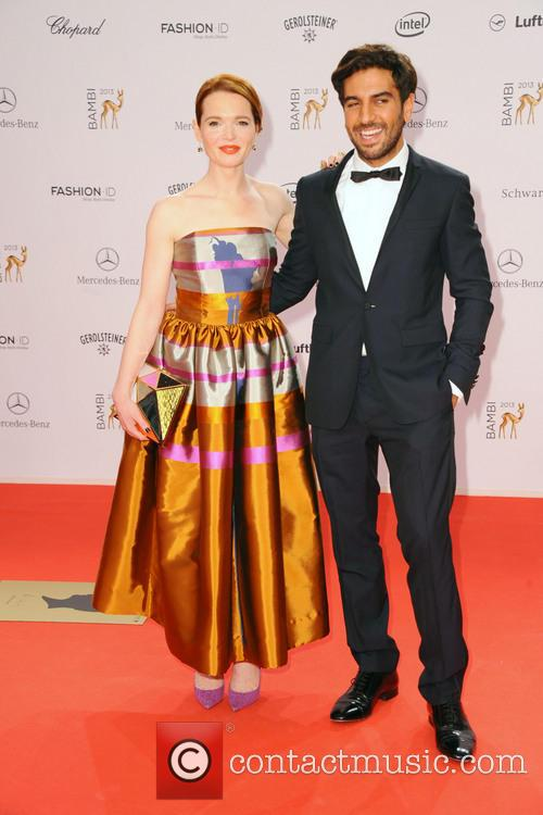 Karoline Herfurth and Elyas M Barek 2