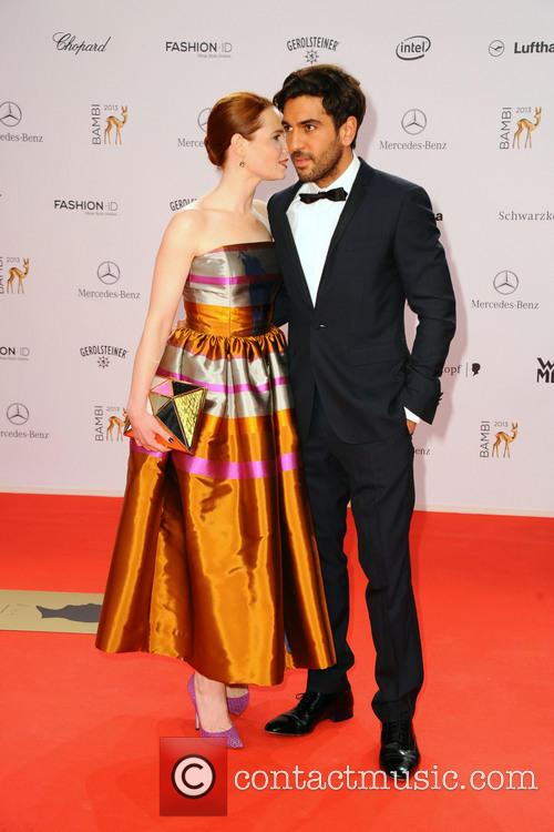 Karoline Herfurth and Elyas M Barek 1