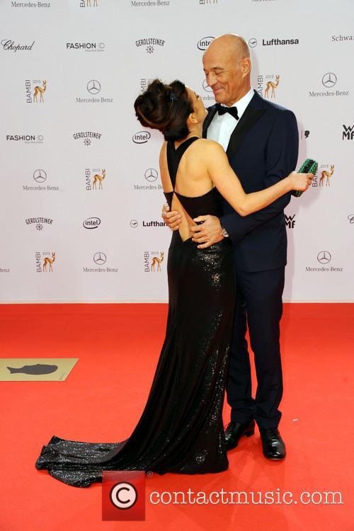 Viktoria Lauterbach and Heiner Lauterbach 5