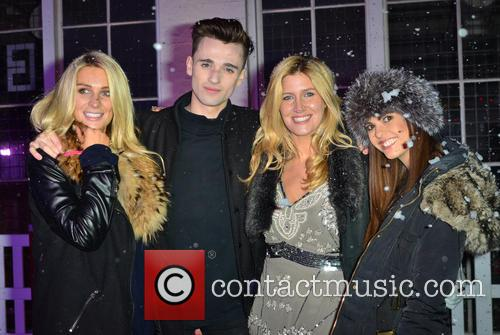 Bluebird Ice Rink launch party