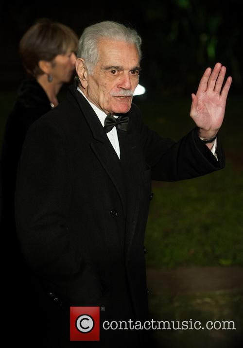 Omar Sharif, Victoria Embankment