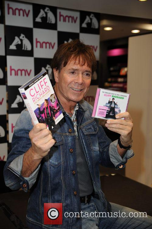 Sir Cliff Richard 7