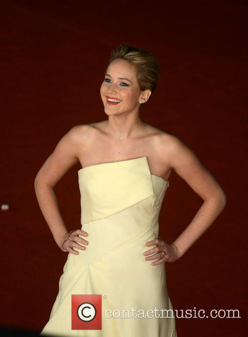 jennifer lawrence the hunger games catching fire 3953667