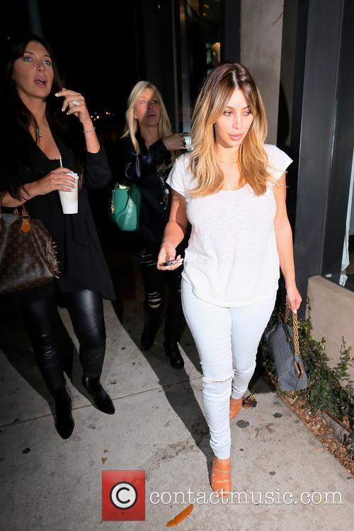 Kim Kardashian, Brittny Gastineau and Lisa Gastineau 10