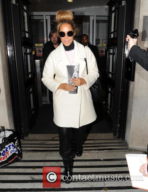 Leona Lewis at BBC Radio 2