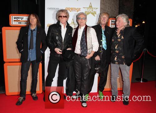 Ian Hunter and Mott The Hoople 4