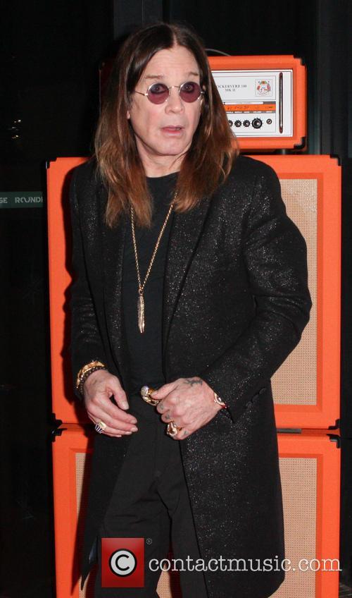 Ozzy Osbourne, The Roundhouse