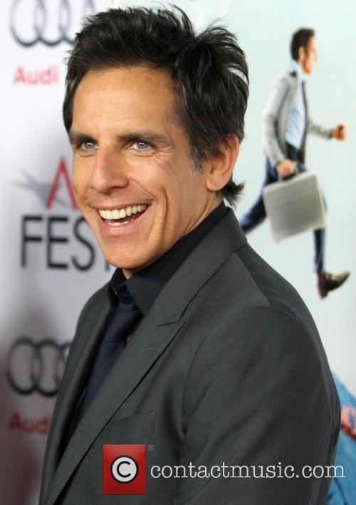 Ben Stiller, TCL Chinese Theatre