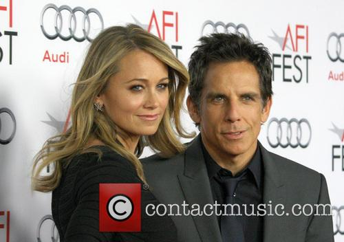 Christine Taylor and Ben Stiller 8