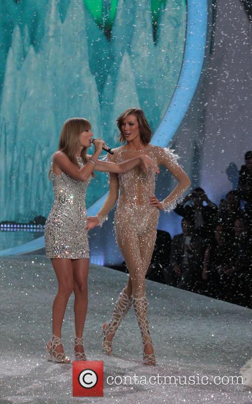Taylor Swift Karlie Kloss 1