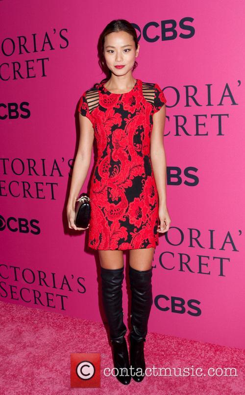 jamie chung victoria secret fashion show 2013 3953456