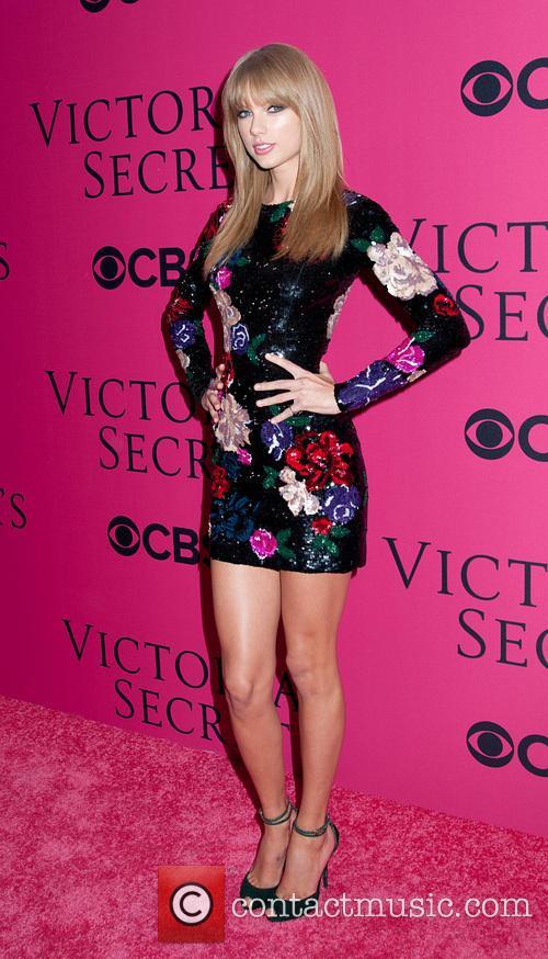taylor swift victoria secret fashion show 2013 3953466