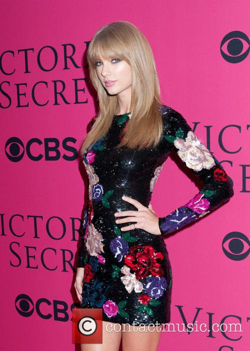 Taylor Swift, Park Avenue Armory, Victoria Secret