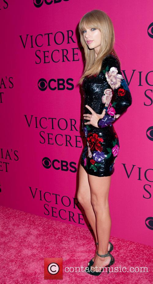 taylor swift victoria secret fashion show 2013 3953480