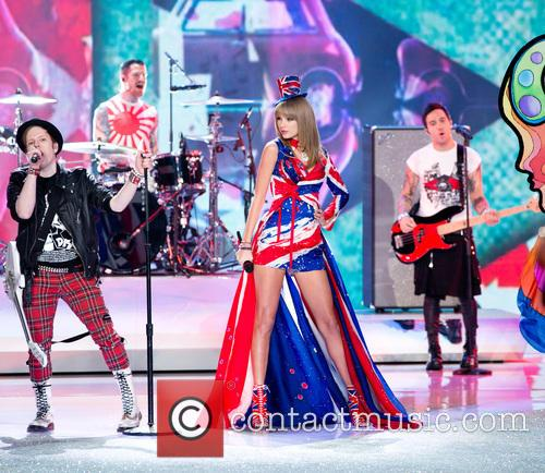 Taylor Swift and Fall Out Boy 2
