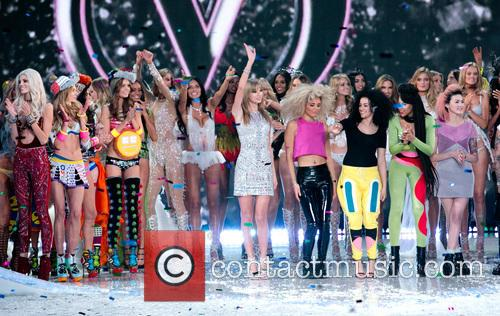 Taylor Swift, Models, Victoria's Secret Fashion Show
