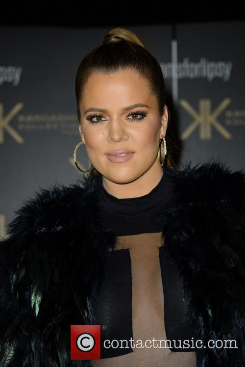 Kardashian Kollection for Lipsy Photocall