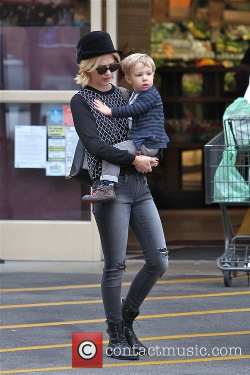 January Jones and Xander Jones 7