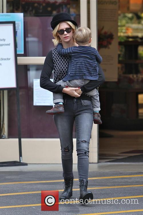 January Jones and Xander Jones 29