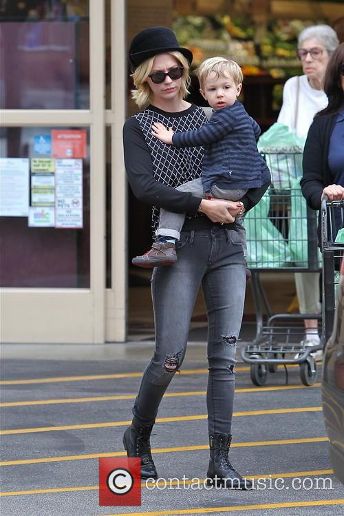 January Jones and Xander Jones 31