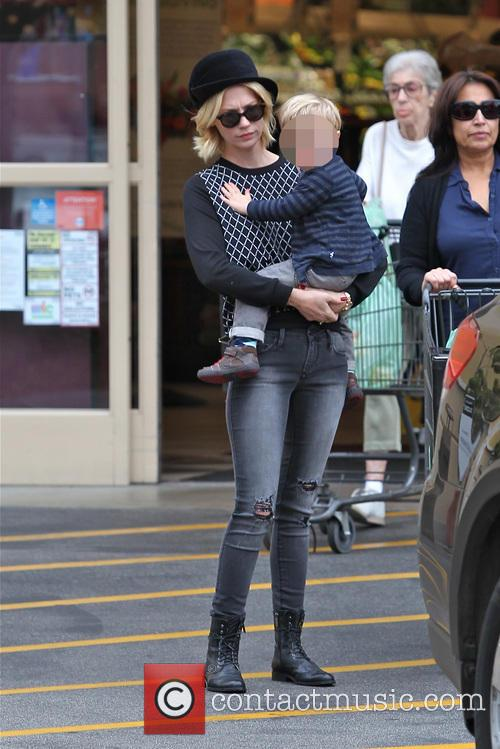 January Jones and Xander Jones 32