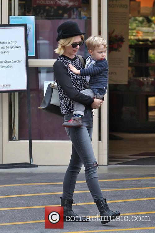 January Jones and Xander Jones 34