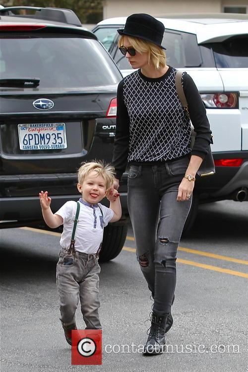 January Jones and Xander Jones 39