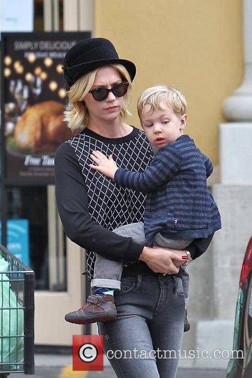 January Jones and Xander Jones 43