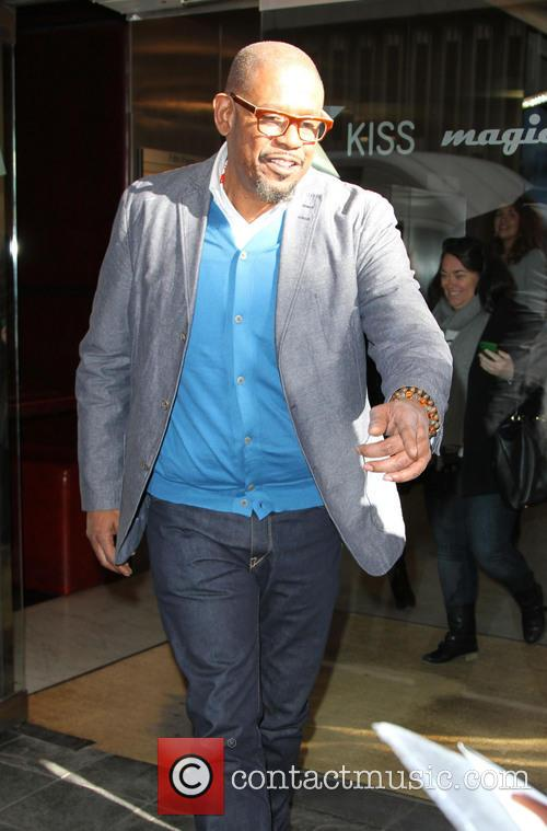 forest whitaker forest whitaker leaving kiss fm 3955302