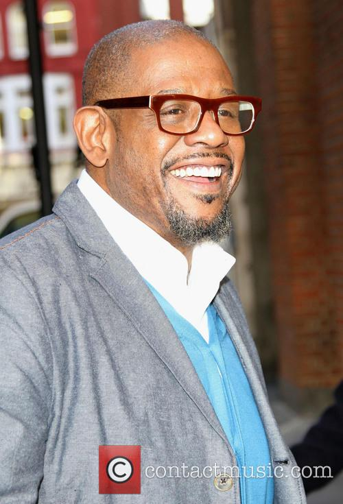 forest whitaker forest whitaker leaving kiss fm 3955303