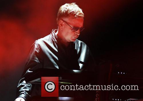 Depeche Mode and Andy Fletcher 10