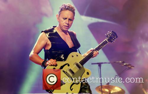 Depeche Mode and Martin Gore 1