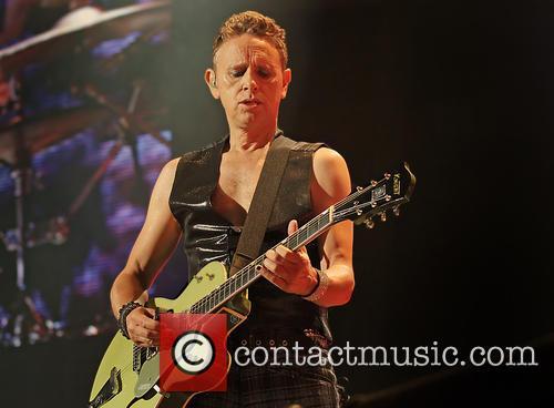 Depeche Mode and Martin Gore 3