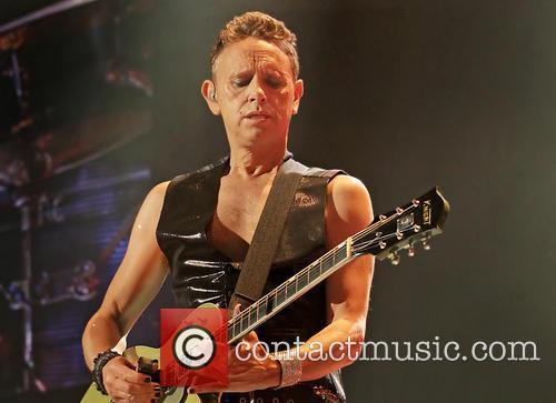 Depeche Mode and Martin Gore 6