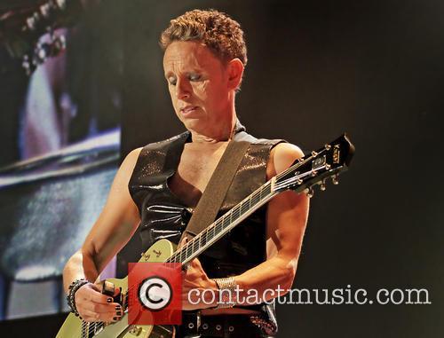 Depeche Mode and Martin Gore 7