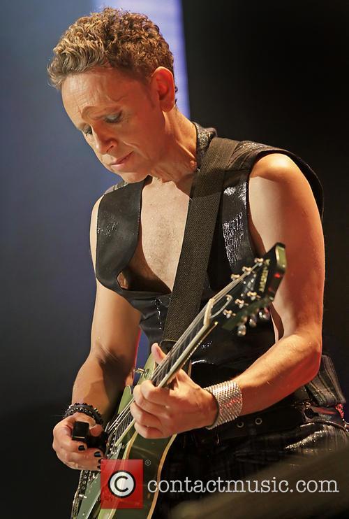 Depeche Mode and Martin Gore 8