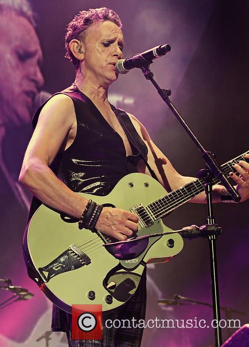Depeche Mode and Martin Gore 9