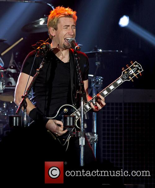 Chad Kroeger and Nickelback 5