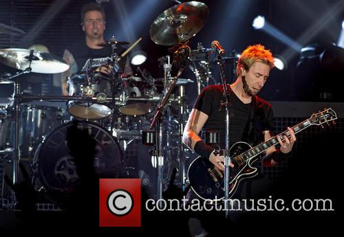 Daniel Adair, Chad Kroeger and Nickelback 1