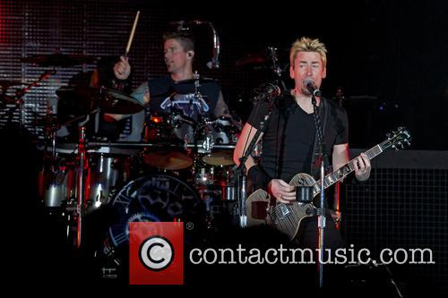 Daniel Adair, Chad Kroeger and Nickelback 5