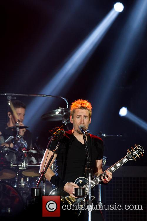 Daniel Adair, Chad Kroeger and Nickelback 6