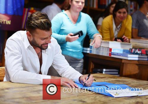 Ricky Martin 19
