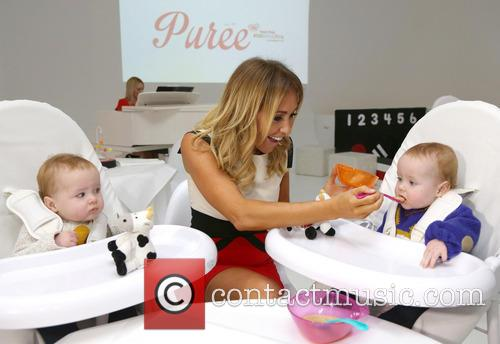 Jenny Frost, Blake and Nico 4
