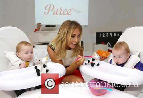 Jenny Frost Unveils The UK's First Bespoke Baby...
