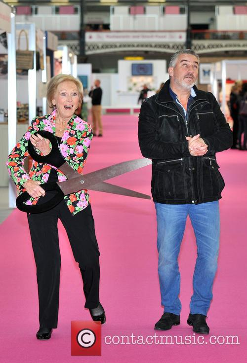 Mary Berry and Paul Hollywood 4