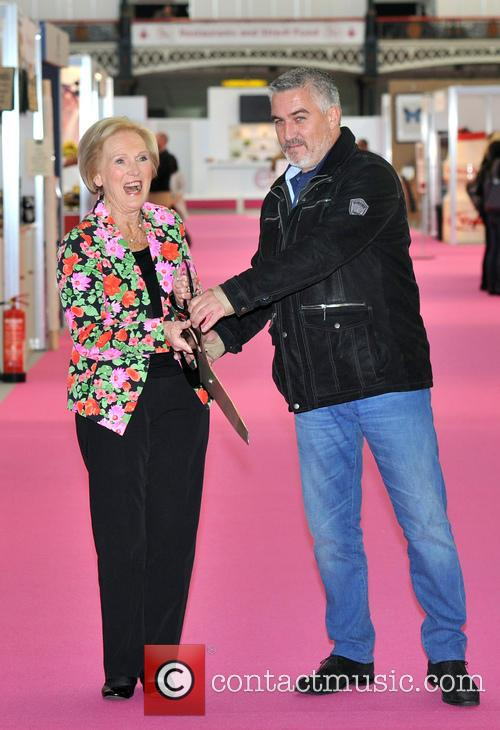 Mary Berry and Paul Hollywood 9