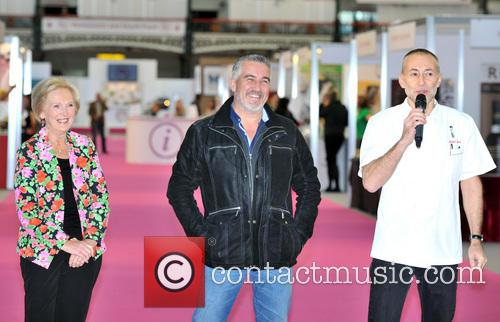 Mary Berry, Paul Hollywood and Michel Roux 10
